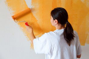 How to Paint Over Bright and Bold Colored Walls